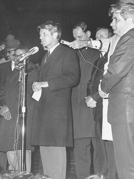 A Man and a Moment – Robert Kennedy on the death of Dr. Martin Luther King Jr.