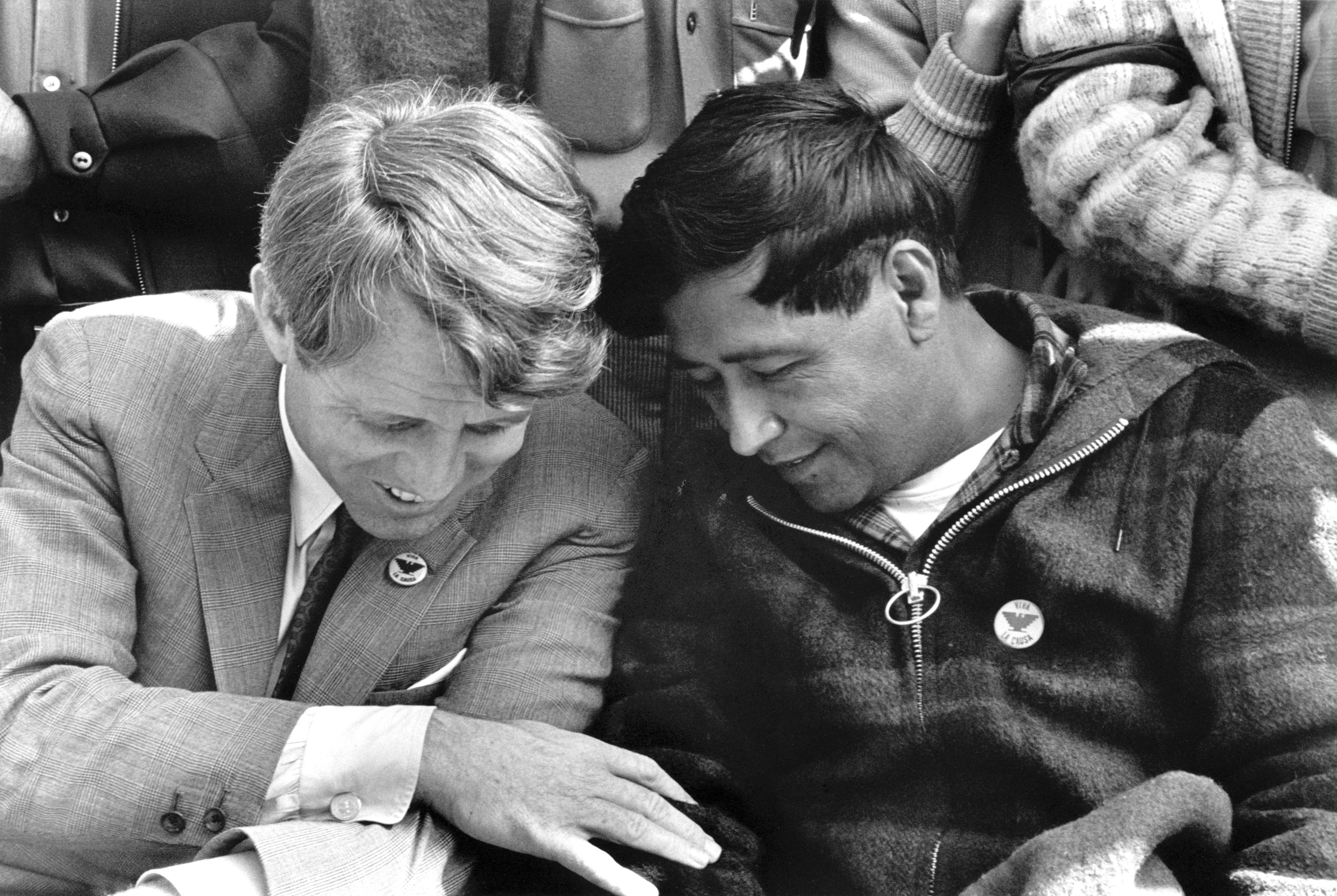 Robert Kennedy and Cesar Chavez – the beginning