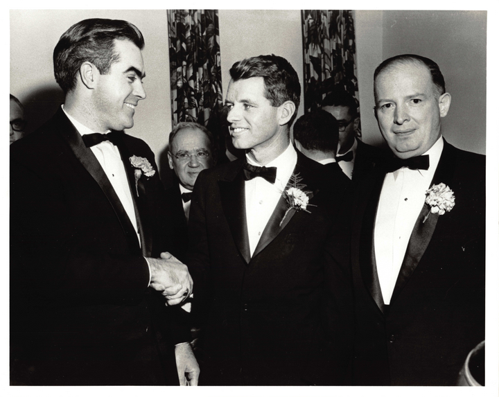 RFK on His Own: Speech to the Friendly Sons of St. Patrick Dinner, March 17, 1964